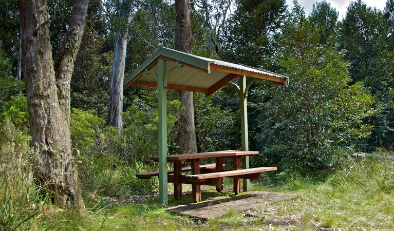 Devils Hole lookout walk and picnic area - Stayed