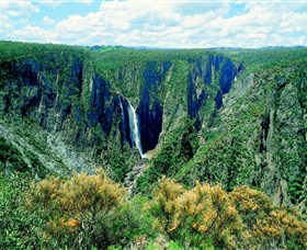 Wollomombi Falls - Stayed