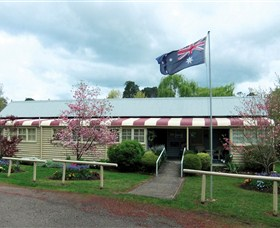 Berrima District Museum - Stayed