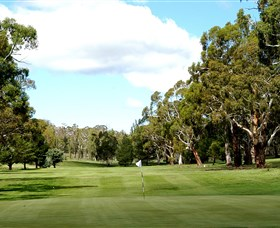 Cooma Golf Club - Stayed