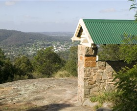 Mount Jellore Lookout - Stayed