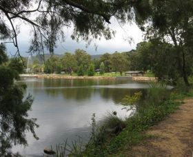 Lake Alexandra Reserve - Stayed