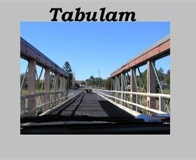 Tabulam Scenic Drive - Stayed