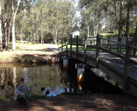 Tuggerah Lakes Cycleway - Stayed