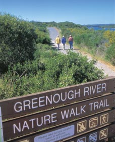 Greenough River Nature Trail - Stayed