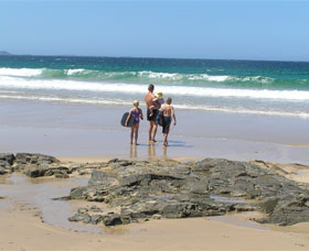 Shellharbour Beach - Stayed
