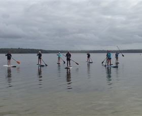 Sussex Inlet Stand Up Paddle - Stayed