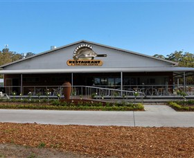 Cookabarra Restaurant and Function Centre - Tailor Made Fish Farms - Stayed