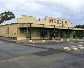 Manning Valley Historical Society and Museum - Stayed