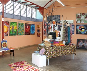 Dunghutti Ngaku Aboriginal Art Gallery - Stayed