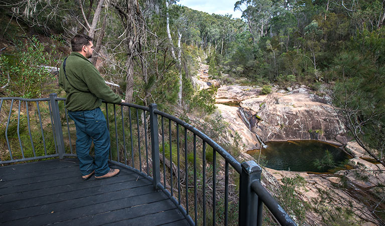 Biamanga National Park - Stayed