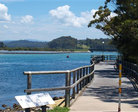 Mill Bay Boardwalk Narooma - Stayed