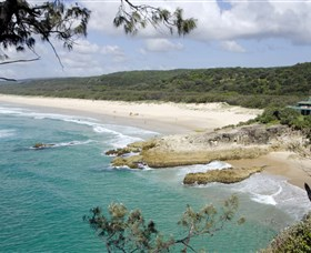Main Beach North Stradbroke Island - Stayed