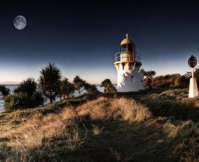 Fingal Head Lighthouse - Stayed