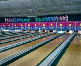 Ballina Ten Pin Bowl - Stayed