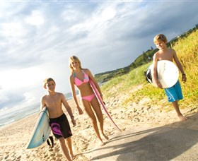 Ballina Surfing Beaches - Stayed