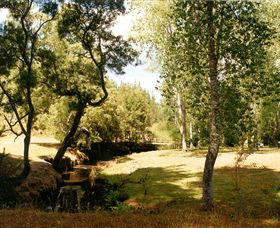 Oldina Picnic Area - Stayed