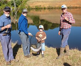 Natone Hills Fly Fishery - Stayed