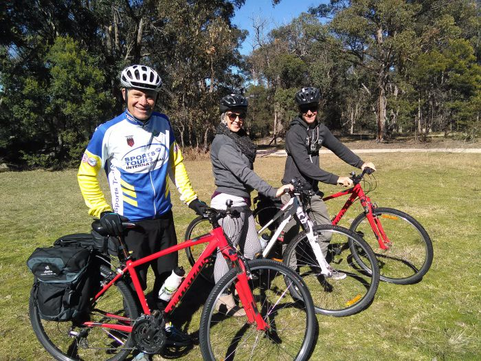 Granite Belt Bicycle Tours and Hire - Stayed