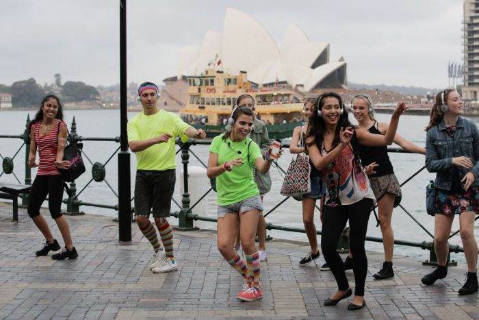 Silent Disco Tours Sydney - Stayed