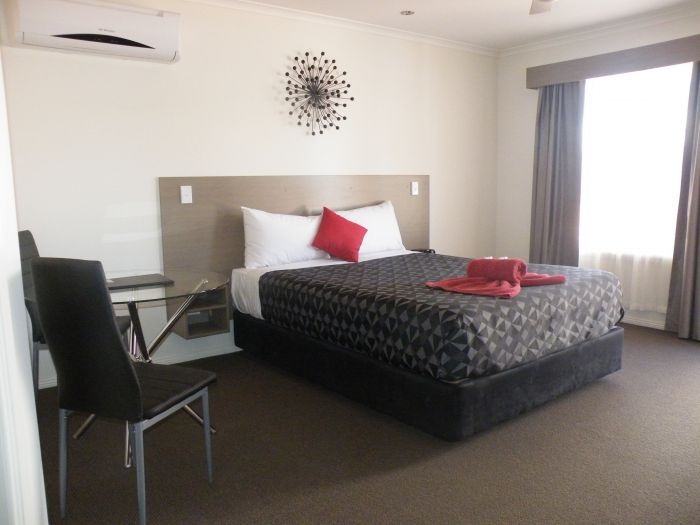 Hillston Motor Inn On High - Stayed