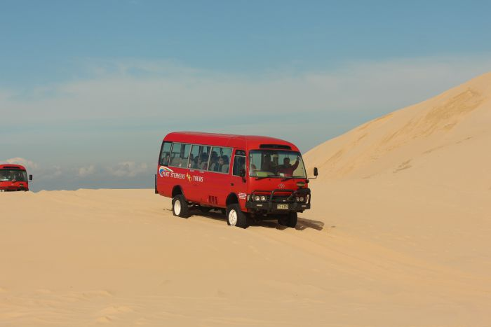 Port Stephens 4WD Tours - Stayed