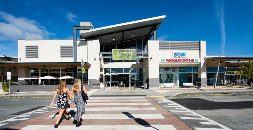 Noosa Civic Shopping Centre - Stayed