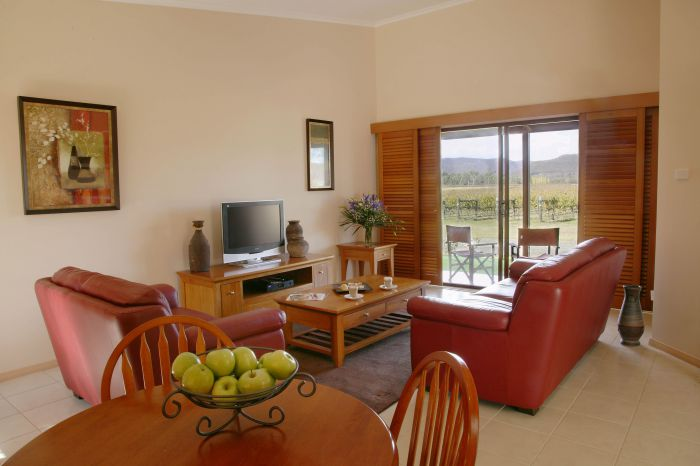 Nightingale Wines Luxury Villas - Stayed