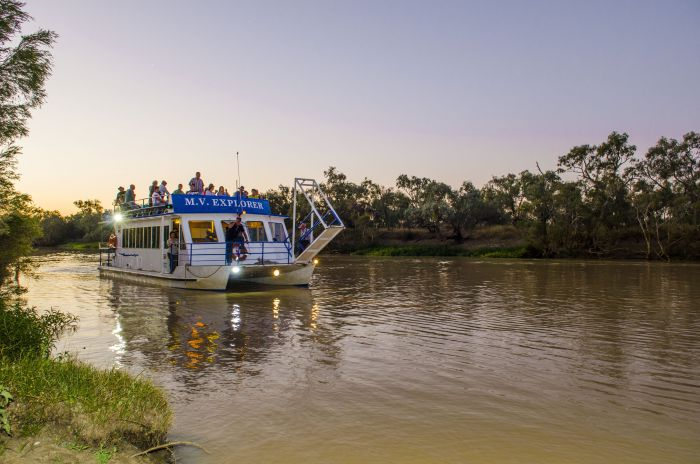 Outback Aussie Day Tours - Stayed
