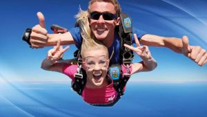 Skydive Oz Canberra - Stayed