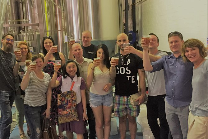 CanBEERa Explorer Capital Brewery Full-Day Tour - Stayed