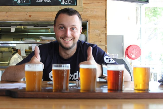 Capital 3in3 - 3 Craft Beer Hotspots in 3 Hours - Stayed