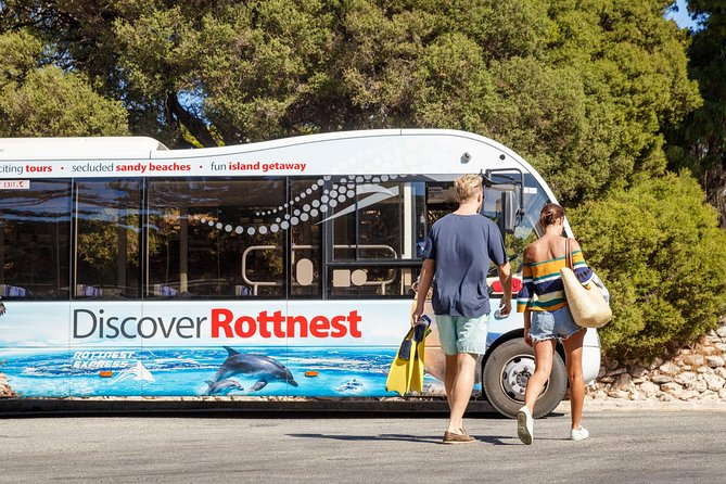 Rottnest Island Tour from Perth or Fremantle - Stayed