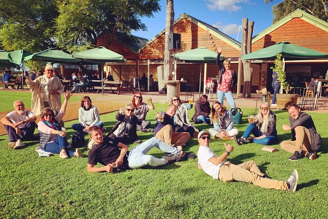 Sunday Afternoon Swan Valley Wine  Brewery Tour from Perth - Stayed