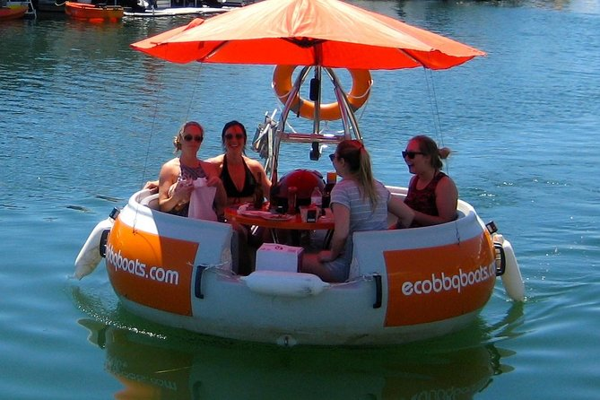 Self-Drive BBQ Boat Hire Mandurah - Group of 3 - 6 people - Stayed