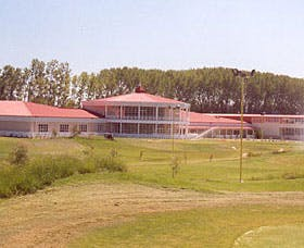 Canberra International Golf Centre - Stayed