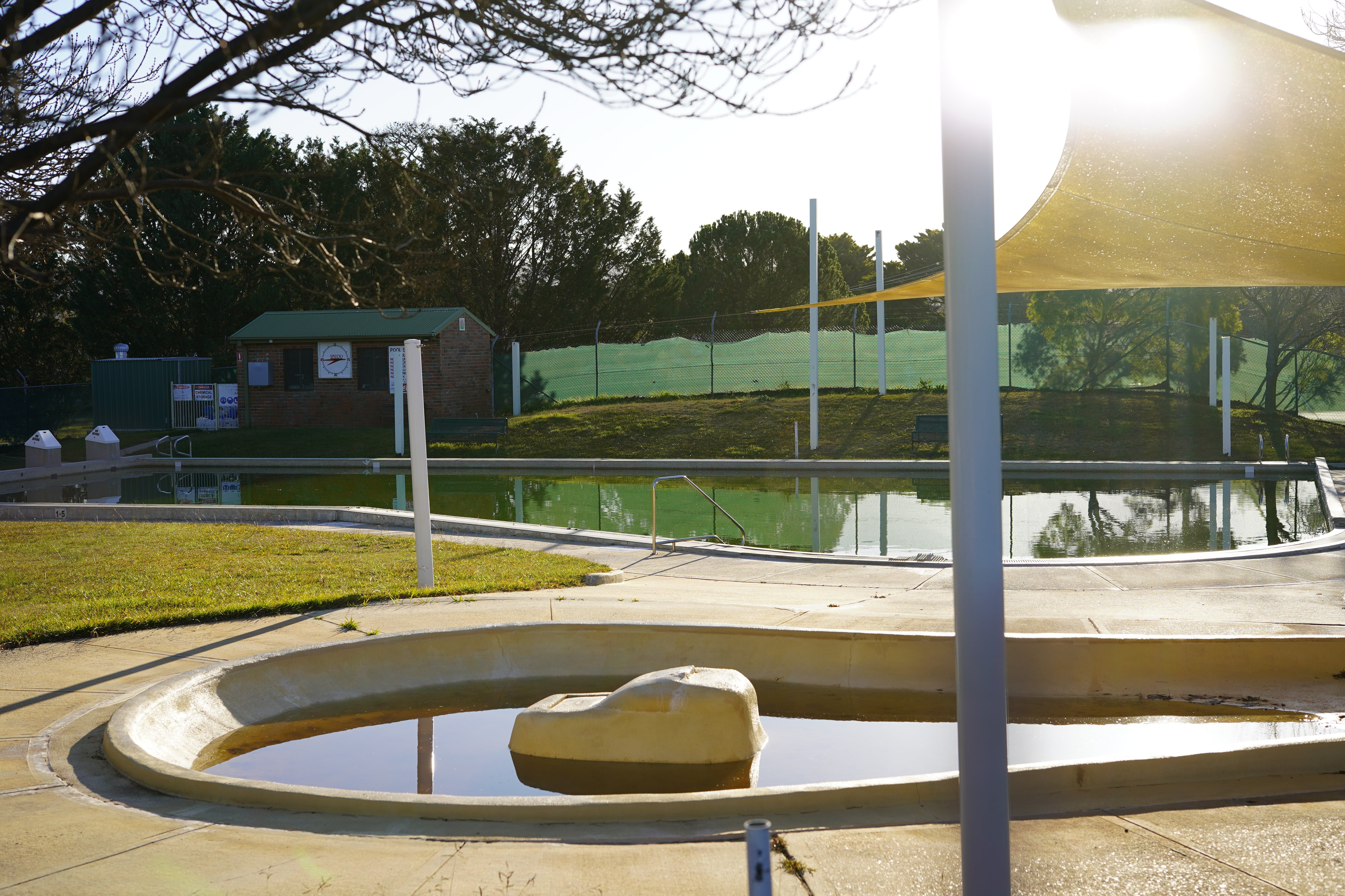 Bungendore Pool - Stayed