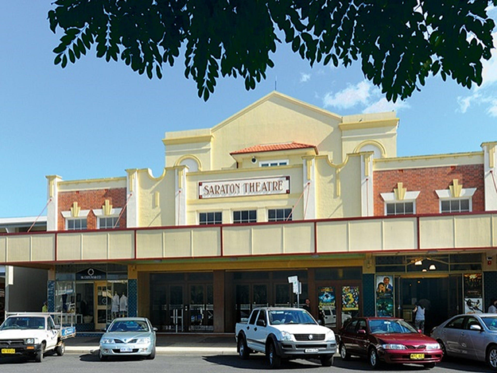 The Saraton Theatre Grafton - Stayed