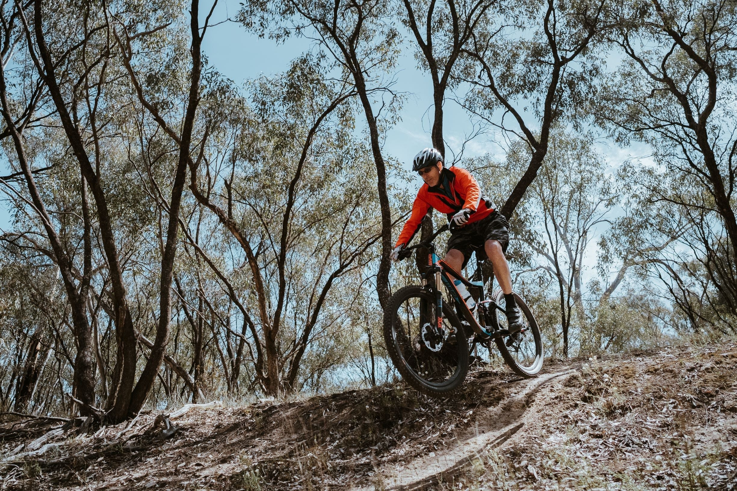 Mountain Bike Trails Deniliquin - Stayed