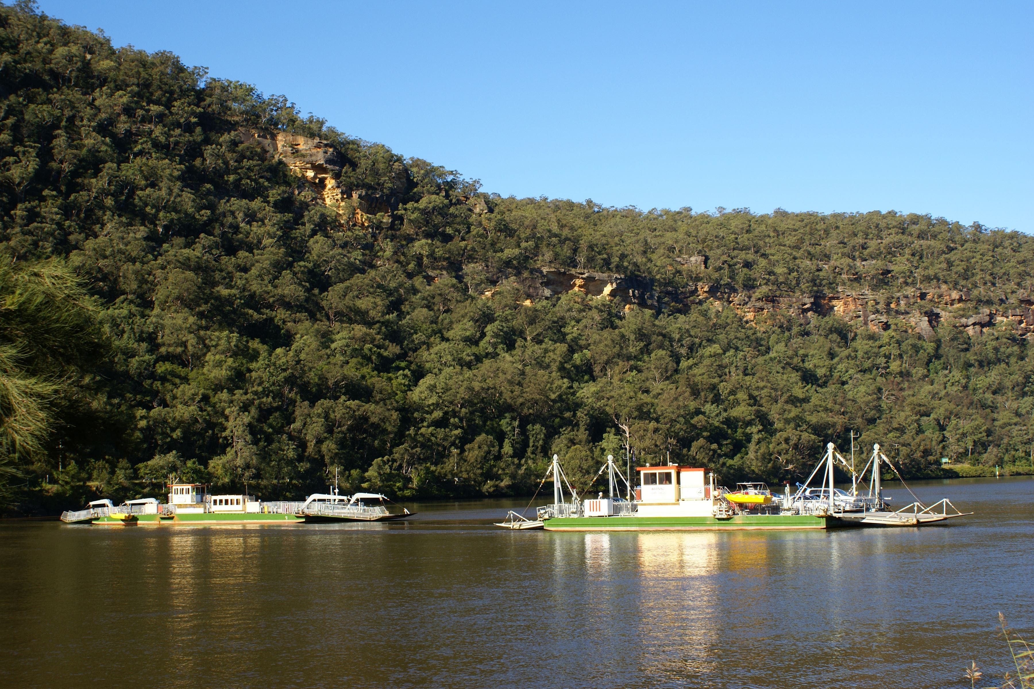 Hawkesbury River - Stayed