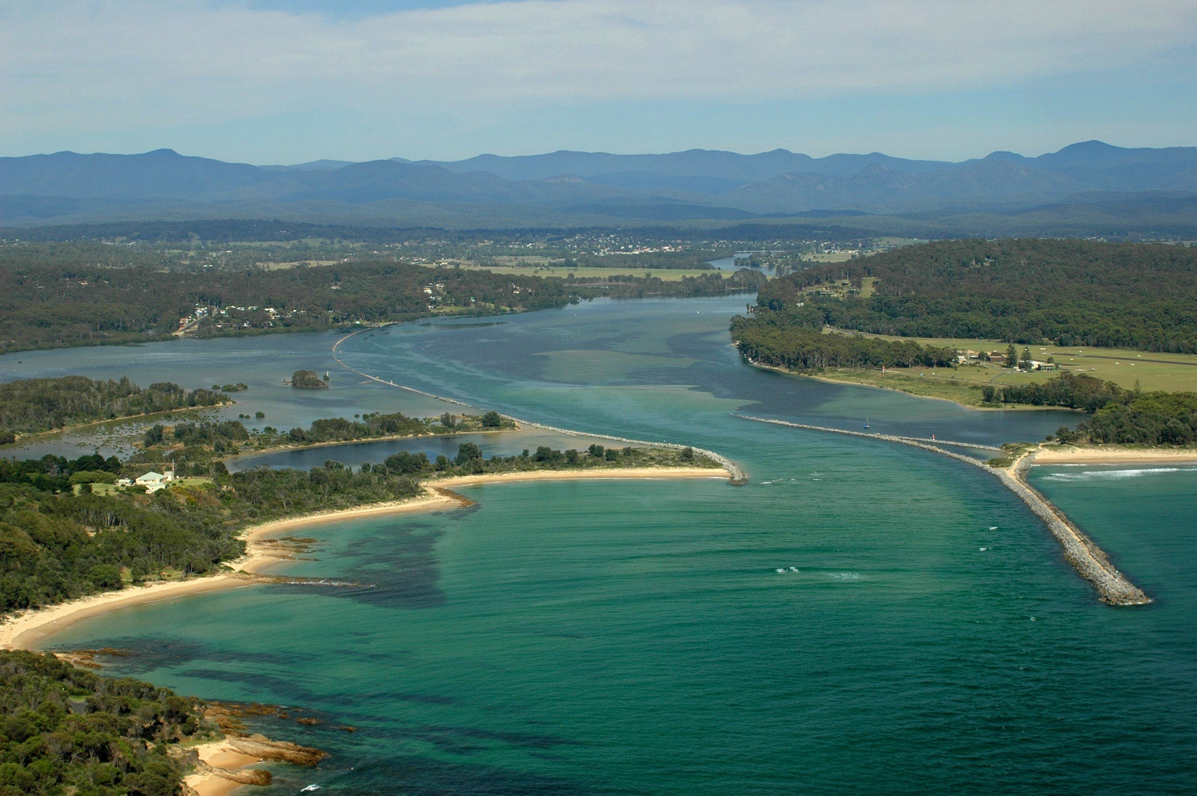 Moruya Heritage Area - Stayed