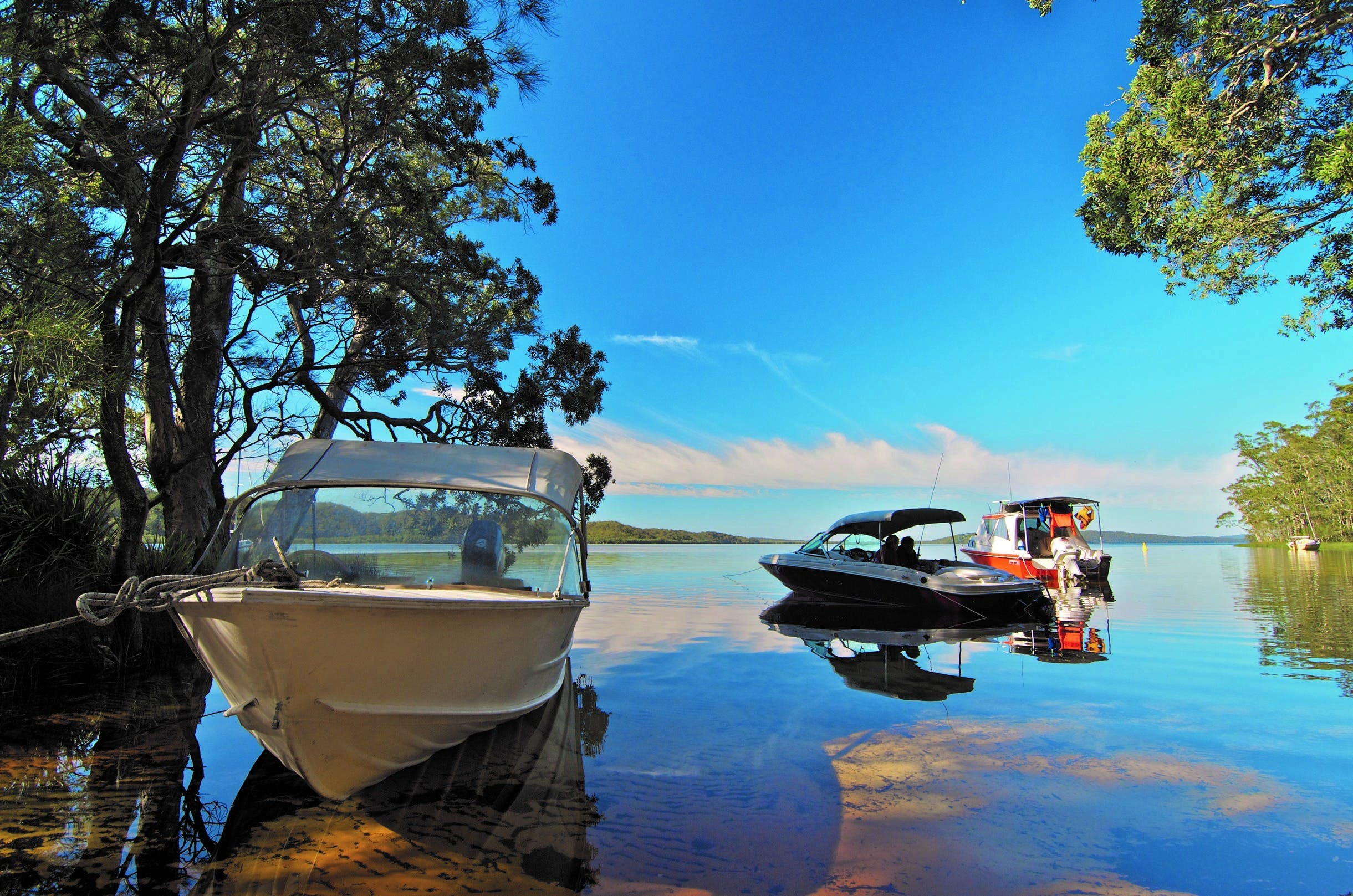 Myall Lakes National Park - Stayed