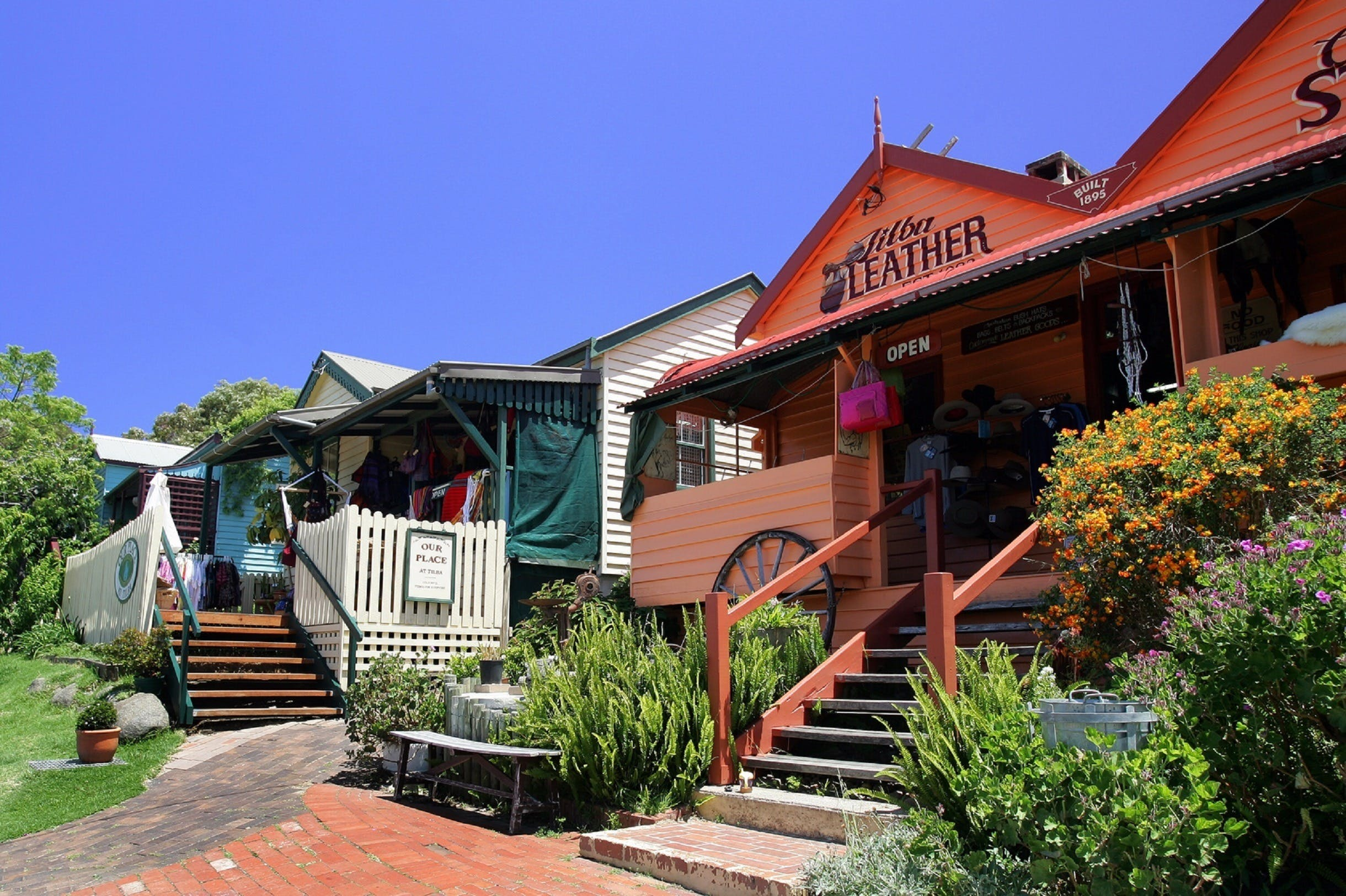 The Tilba District Heritage Areas - Stayed