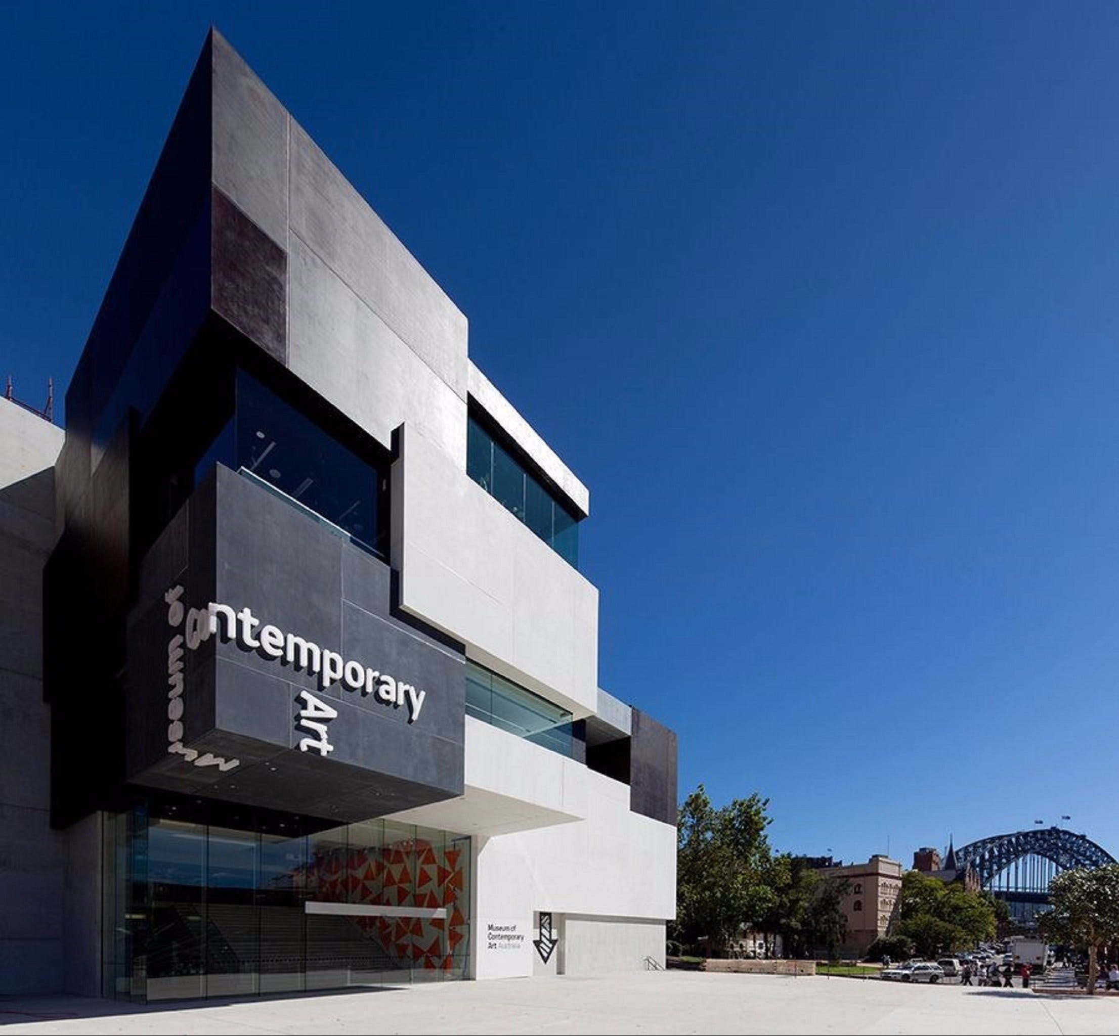 Museum of Contemporary Art Australia - MCA - Stayed