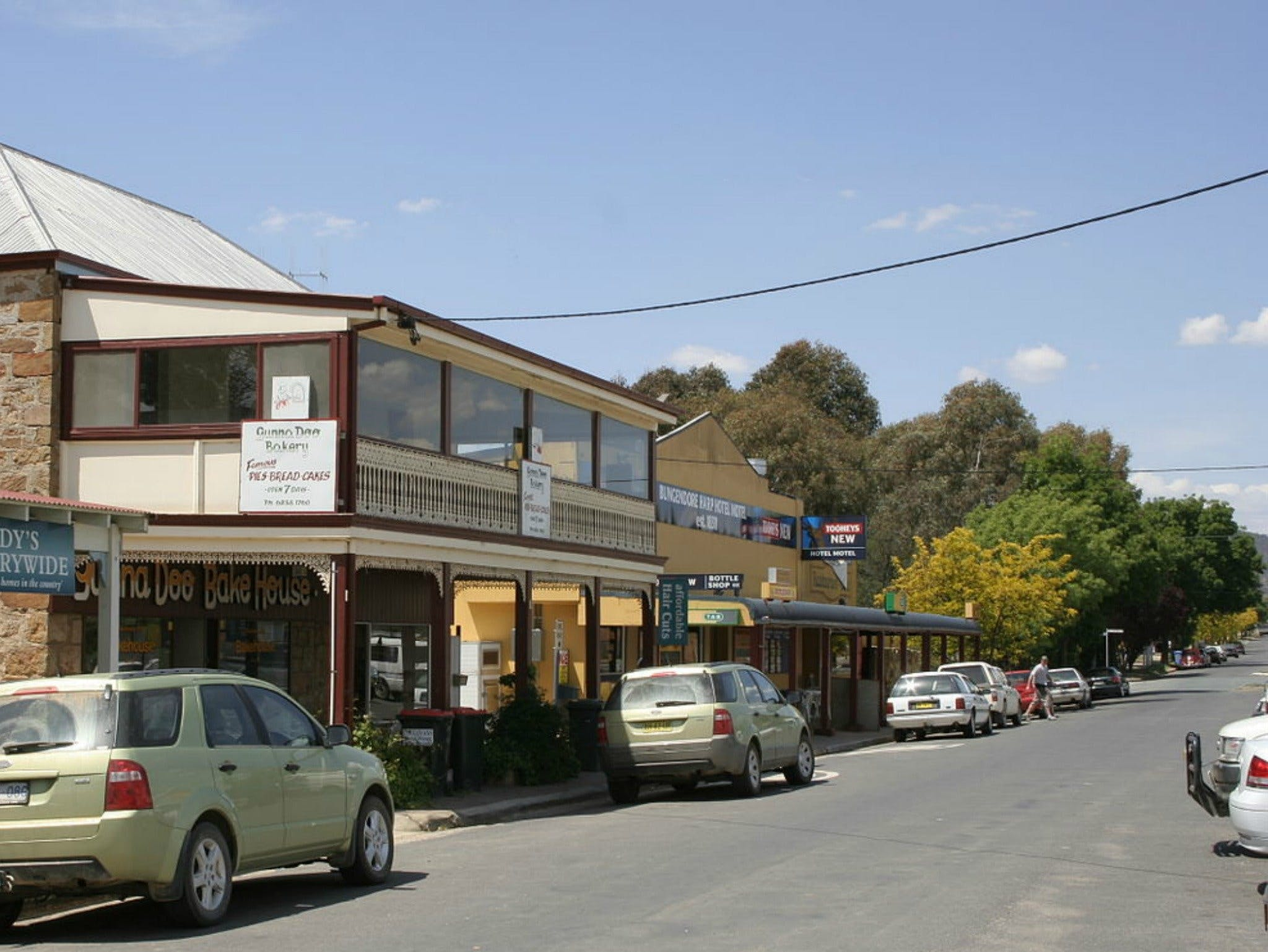Bungendore - Stayed