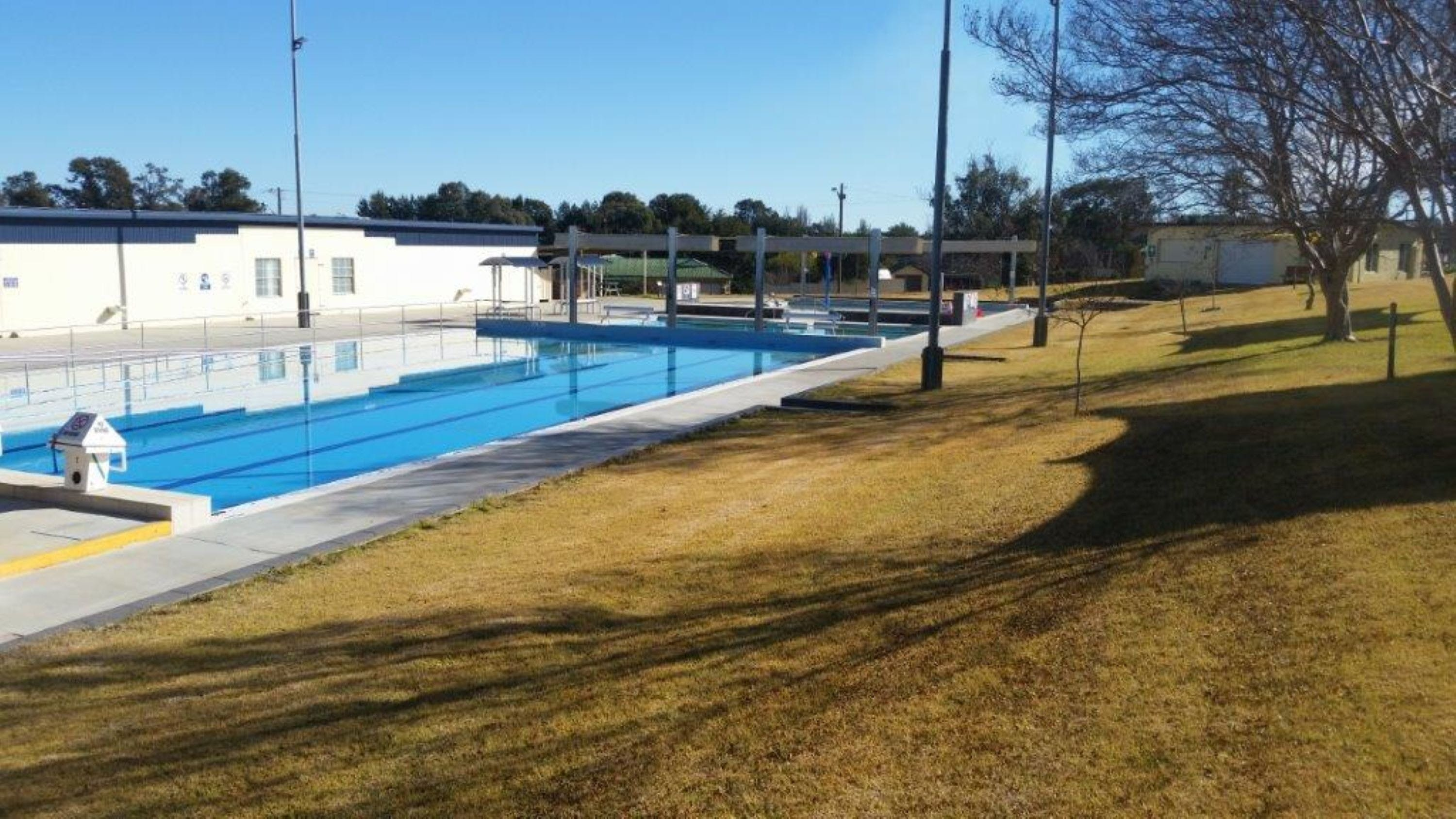 Canowindra Swimming Pool - Stayed