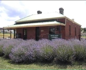 Lavender House in Railway Park - Stayed
