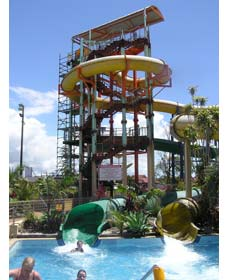 Ballina Olympic Pool and Waterslide - Stayed