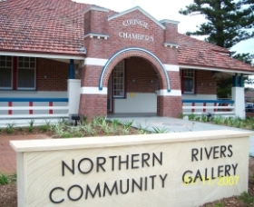 Northern Rivers Community Gallery - Stayed