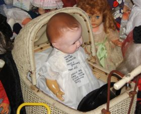 Little Darlings Doll Museum and Coffee Shop - Stayed